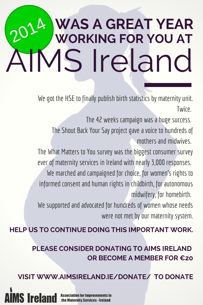Donate to AIMS - AIMS Ireland