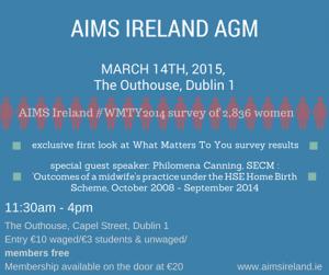 aims agm 2015
