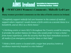 aims birth centres 1