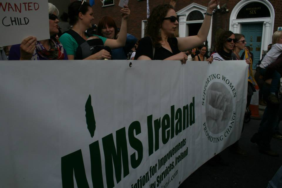 #aimsireland #repealthe8th