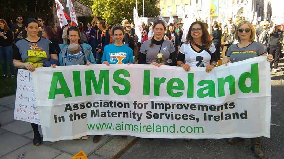 #aimsireland #repealthe8th